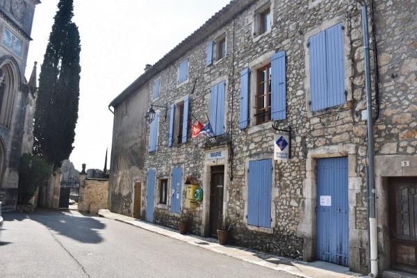 Photo Aiguèze - la Mairie