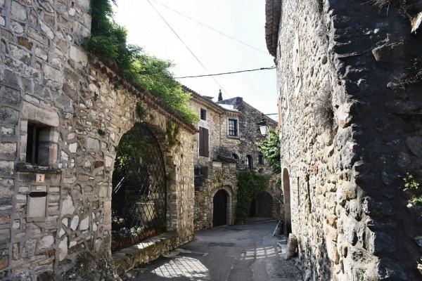 Photo Aiguèze - le village