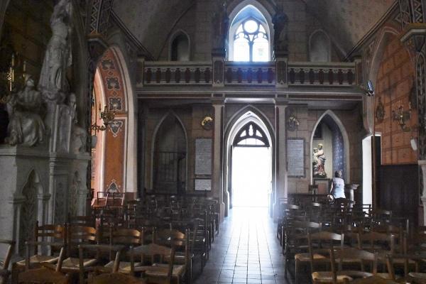 Photo Aiguèze - église Saint Roch