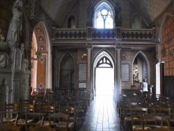 Photo paysage et monuments, Aiguèze - église Saint Roch