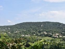 Photo paysage et monuments, Aiguèze - la Campagne