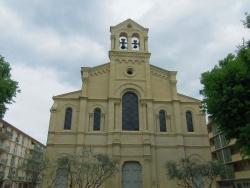 Photo paysage et monuments, Alès - Temple protestant