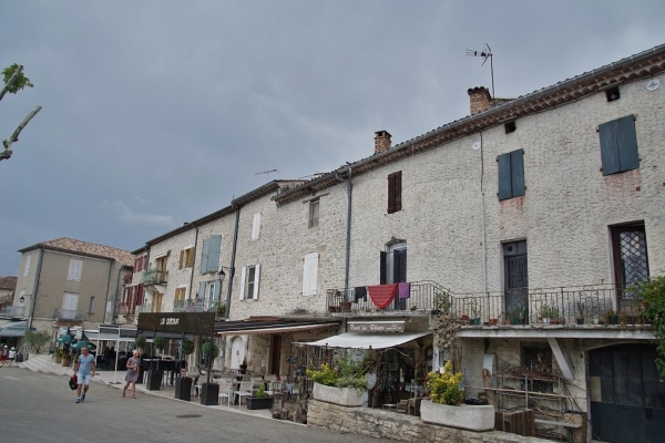 Photo Barjac - le village