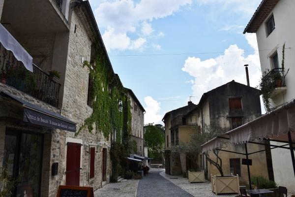 Photo Barjac - le village