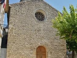Photo paysage et monuments, Carsan - église Notre Dame