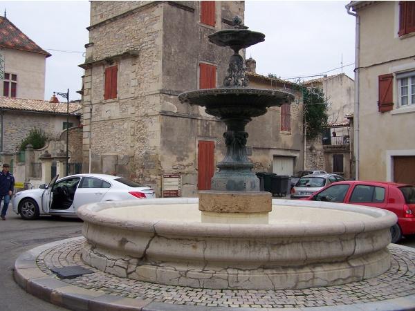 Fontaine de Caveirac