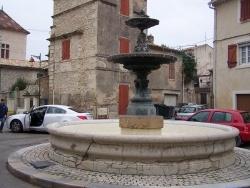 Photo paysage et monuments, Caveirac - Fontaine de Caveirac