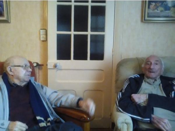 rencontre de deux anciens codolétiens