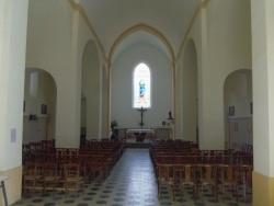 Photo paysage et monuments, Génolhac - Eglise Saint-Pierre (Intérieur)