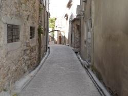 Photo paysage et monuments, Lézan - Rue Droite (Centre du village)