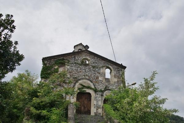 Photo Molières-sur-Cèze - église Sainte Barbe