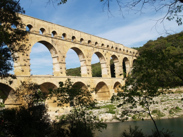 Photo Nîmes - PONT DU GARD