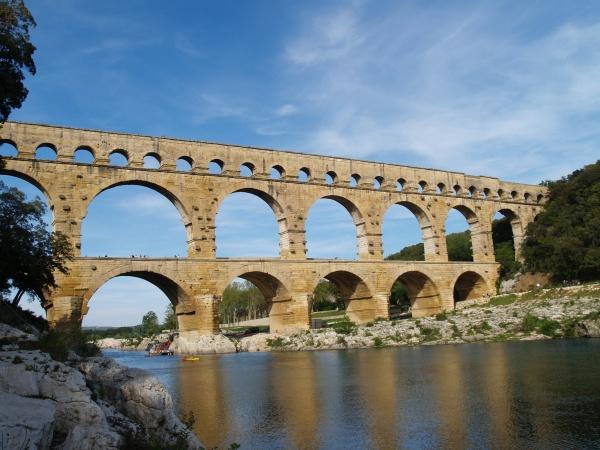 Photo Nîmes - PONT DU GARD