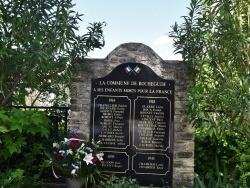 Photo paysage et monuments, Rochegude - le Monument Aux Morts
