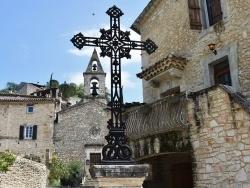 Photo paysage et monuments, Rochegude - la Croix