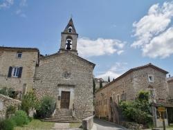 Photo paysage et monuments, Rochegude - église Saint Paul