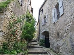 Photo paysage et monuments, Rochegude - le Village