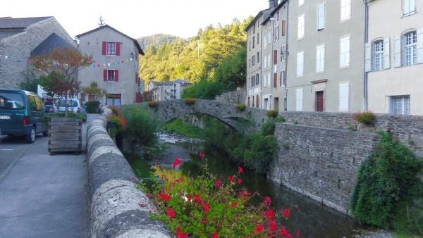 Vieux Pont sur le Gardon