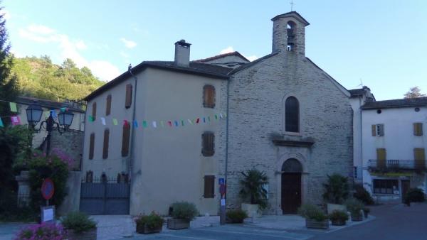 Photo Saint-André-de-Valborgne - Eglise de Saint-André de Valborgne