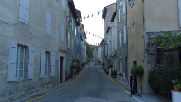 Route principale de Saint-André de Valborgne
