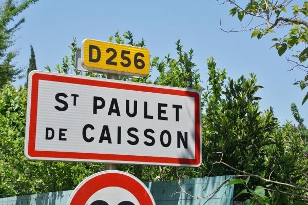 Photo Saint-Paulet-de-Caisson - Saint Paulet de Caisson (30130)