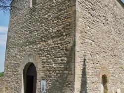 Photo paysage et monuments, Saint-Paulet-de-Caisson - la Chapelle Sainte Agnes
