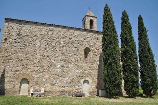 Photo Saint-Paulet-de-Caisson - la Chapelle Sainte Agnes