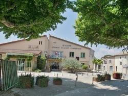 Photo paysage et monuments, Saint-Paulet-de-Caisson - La Mairie