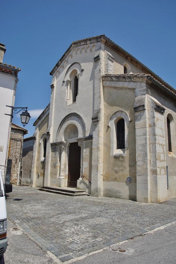Photo Saint-Paulet-de-Caisson - église Saint Paulet