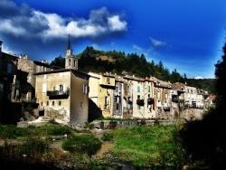 Photo paysage et monuments, Sumène - L a Prise
