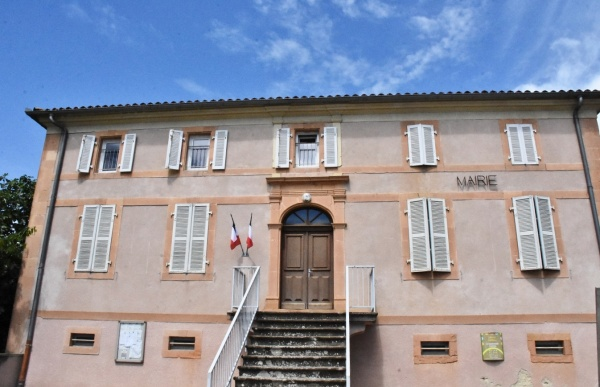 Photo Lalouret-Laffiteau - La Mairie