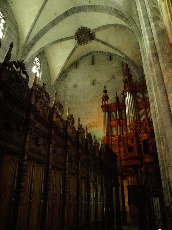 Cathédrale Sainte Marie - Nef