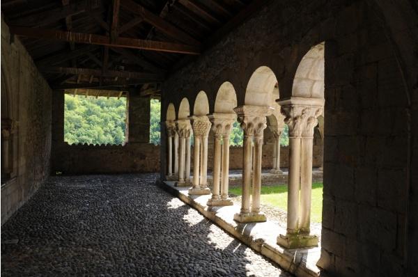 Photo Saint-Bertrand-de-Comminges - Cathédrale Sainte Marie - Cloître