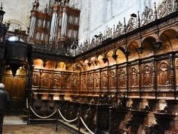 Photo paysage et monuments, Saint-Bertrand-de-Comminges - Cathédrale Sainte Marie