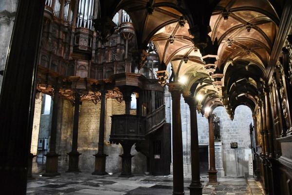 Photo Saint-Bertrand-de-Comminges - Cathédrale Sainte Marie