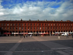 Photo paysage et monuments, Toulouse - le capitol