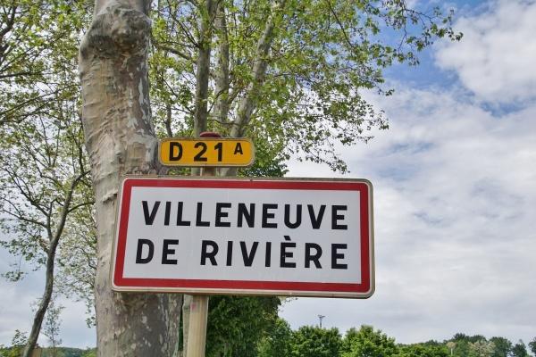 Photo Villeneuve-de-Rivière - Villeneuve de rivière (31800)