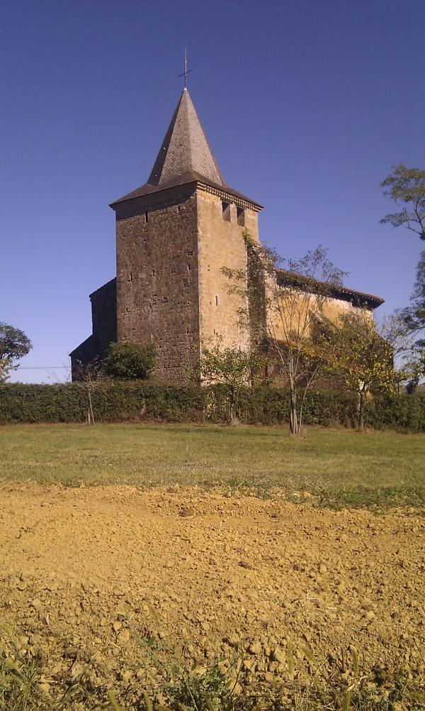 Eglise de Fromentas