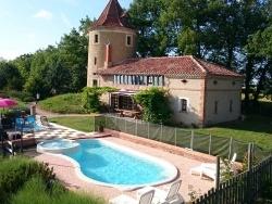 Photo paysage et monuments, Aurimont - gite le moulin de Passerieu 32450 aurimont