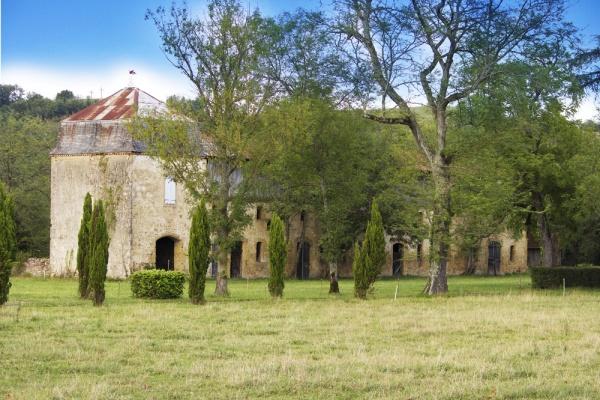 L'abbaye de Berdoues