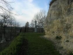 Photo paysage et monuments, Caillavet - La Croix du Village