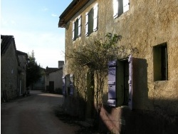Photo paysage et monuments, Caillavet - La ruelle du village