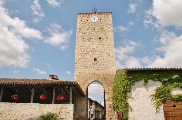 Photo Gaudonville - Tour de l'Horloge