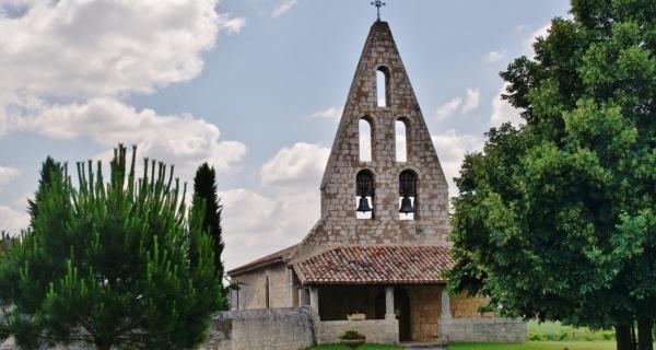 Photo Gaudonville - L'église
