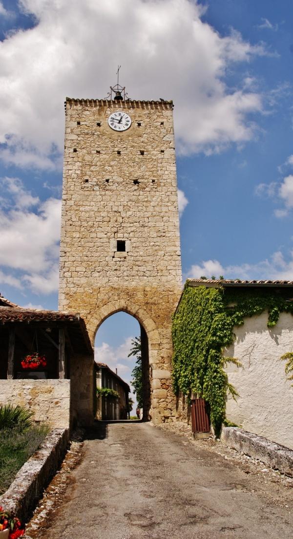 Photo Gaudonville - La Tour de l'Horloge