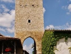 Photo paysage et monuments, Gaudonville - La Tour de l'Horloge