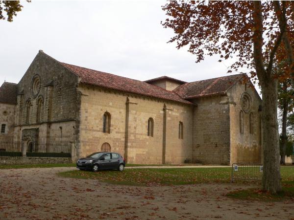 ancienne abbaye de Flaran (XIIIème - XVIIIème siècle)