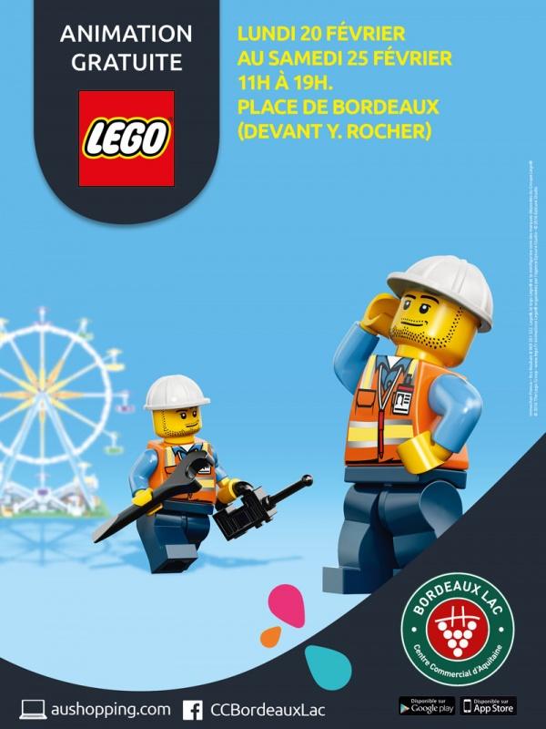 AU ROYAUME DES BRIQUES LEGO A BORDEAUX LAC