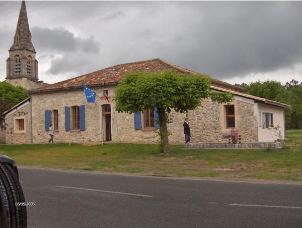 Photo Cazalis - La  nouvelle Mairie de Cazalis 33113
