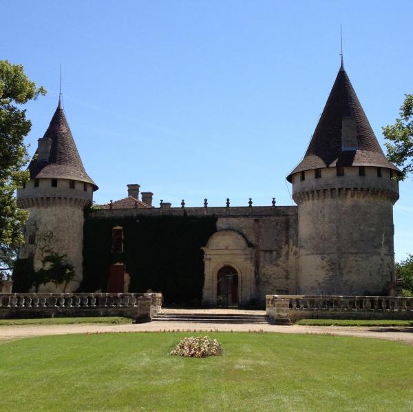 Photo Grézillac - le Château de MOUCHAC